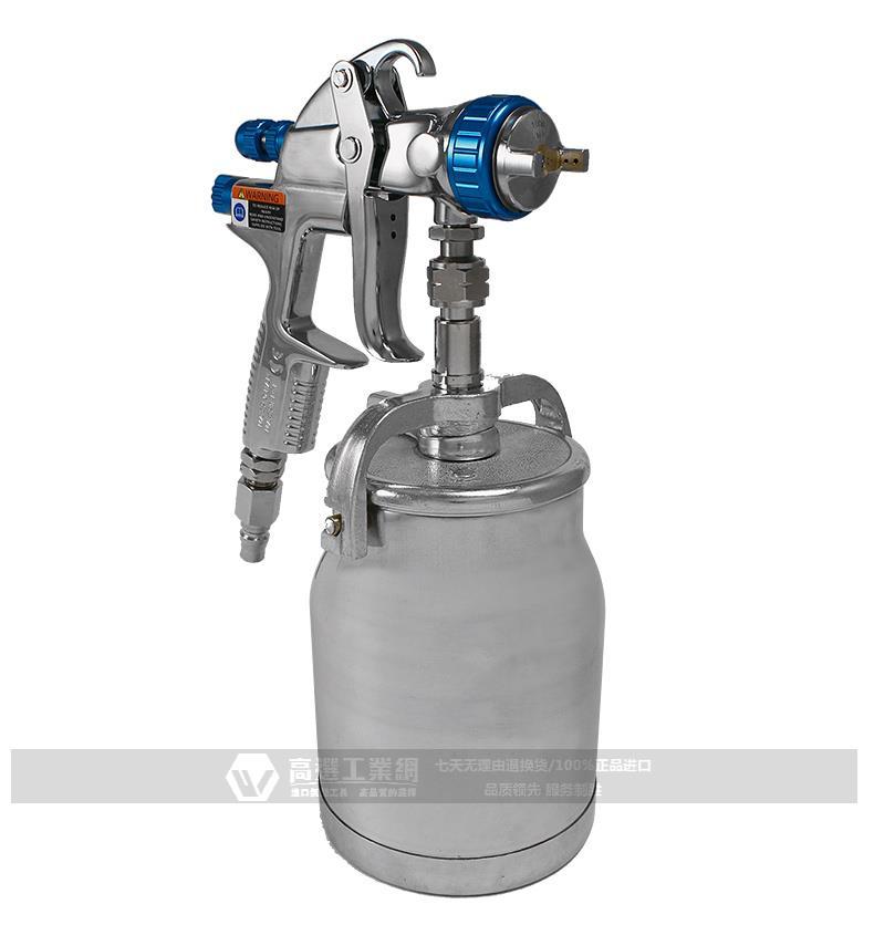中压环保自动喷漆枪(吸上式)WU-1761_006