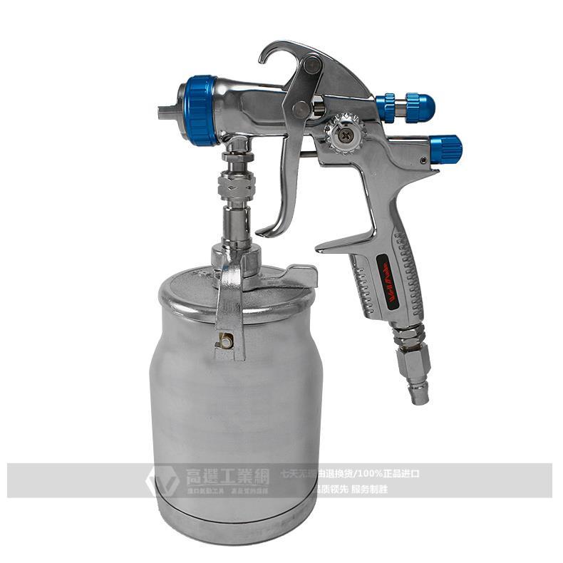 中压环保自动喷漆枪(吸上式)WU-1761_005