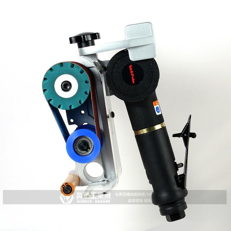 气动砂布环带机(60X260mm )WS-7621_006