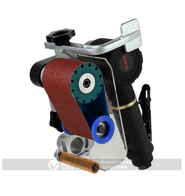 气动砂布环带机(60X260mm )WS-7621_009