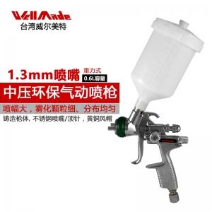 低压环保自动喷漆枪(重力式)WU-1101